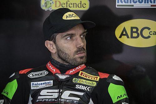 Alex De Angelis sostituisce l'infortunato Xavier Simeon al Tasca Racing