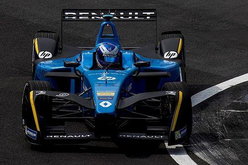 Buemi snelste in beide trainingen ePrix Monaco
