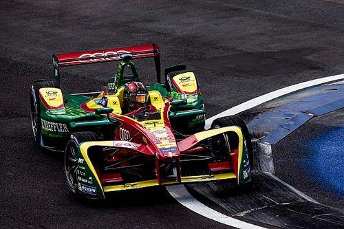 Abt loses Mexico Formula E pole over tyre pressure