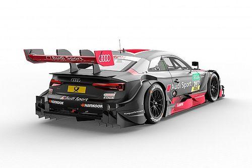 In beeld: De nieuwe Audi DTM-bolide in 360 graden