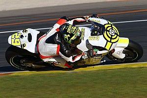 Iannone surprised by Suzuki corner speed during Valencia test