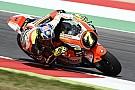Moto2 Violente chute de Baldassarri, drapeau rouge en Moto2