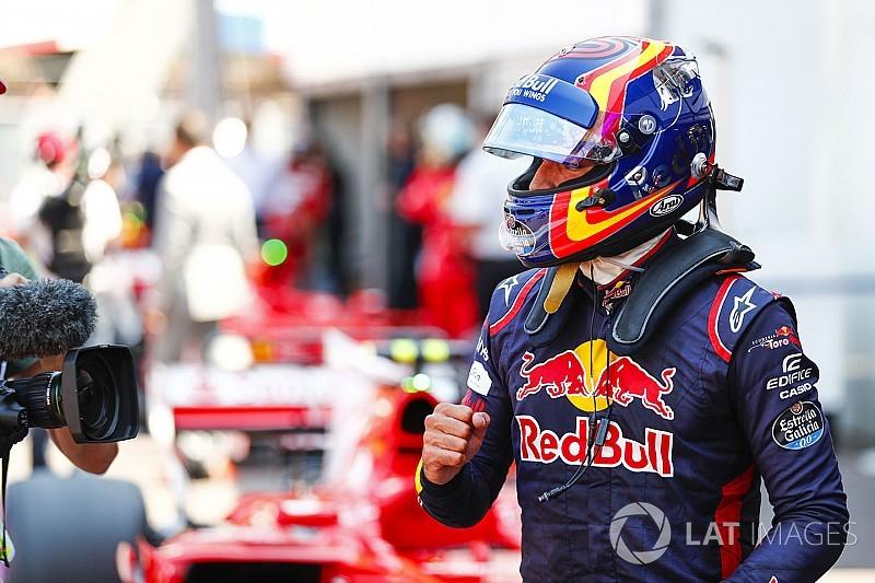 Сайнс: Я хочу змагатись за титул Ф1 у 2018 році з Red Bull