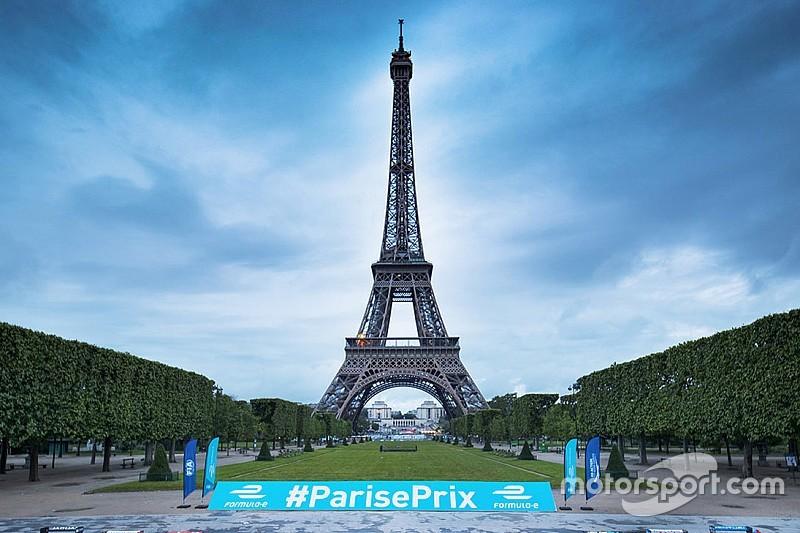 Fórmula E: dê uma volta virtual no circuito de Paris