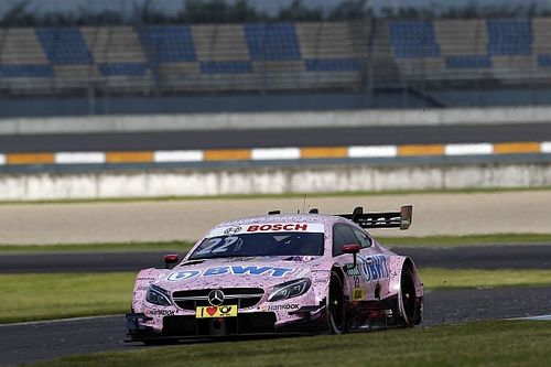 Lausitzring DTM: Auer leads Mercedes 1-2 in first qualifying