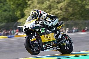 Moto2 Relato de classificação Luthi é pole na França; Morbidelli é 3° e Oliveira é 17º