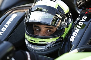 IMSA Breaking news Montoya doesn't expect a problem switching to sportscar mentality