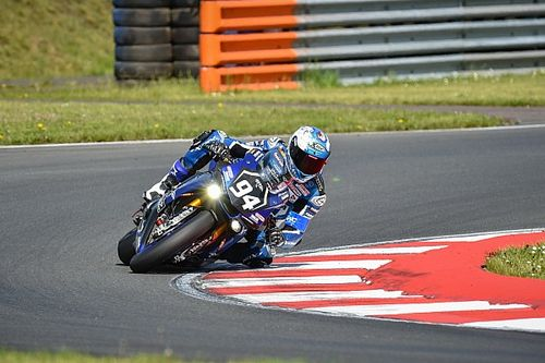 Yamaha dominiert Qualifying zur German Speedweek in Oschersleben