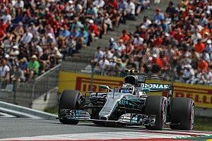 GP d'Austria: Bottas parte a razzo e vince su Vettel con Hamilton quarto