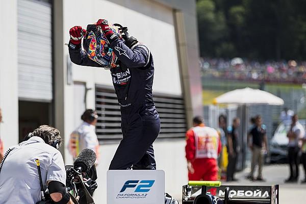 Формула 1 Самое интересное Триумф в Шпильберге. Итоги недели для российских пилотов