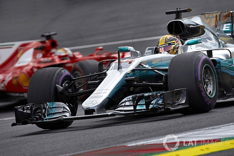 Hamilton gearbox damage not caused by Vettel crash