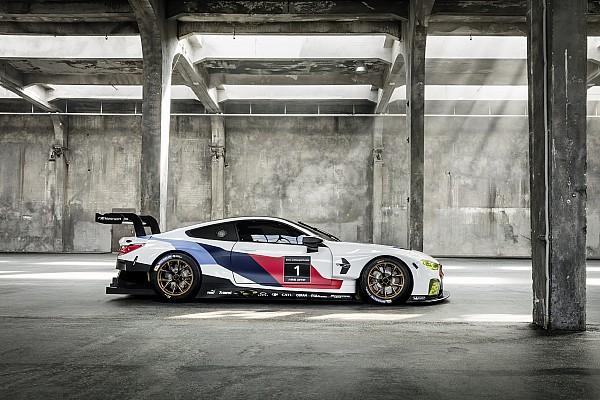 WEC Breaking news BMW says M8 GTE development is
