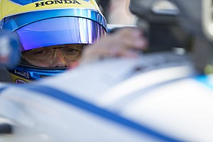IndyCar Special feature Bourdais on the mental and physical fightback after a 118G shunt