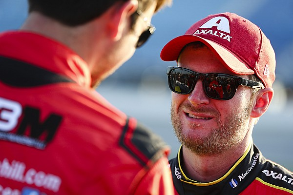 NASCAR Cup Dale Jr. emphasizes why it's important to keep pushing in the playoffs