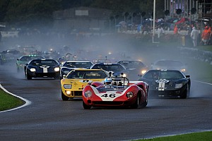 Retro Nieuws In beeld: De duurste crashes van de Goodwood Revival