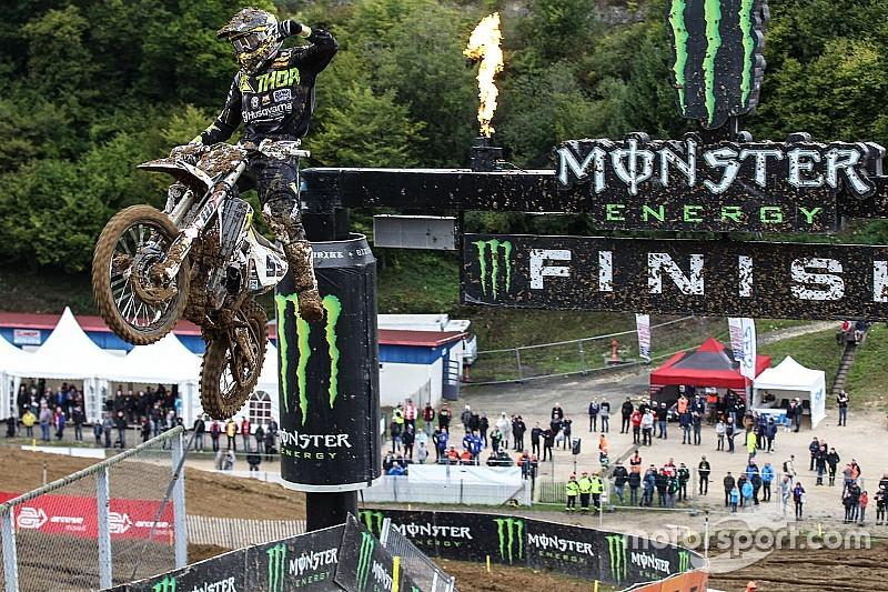 Prima pole position in MXGP per Max Anstie in Francia