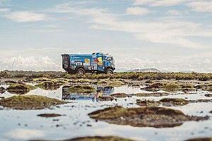 Dakar 2017, Stage 10: Nikolaev passes Sotnikov for trucks lead