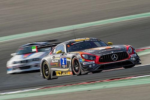 Bleekemolen puts Black Falcon Mercedes-AMG GT3 on pole for 24H Dubai
