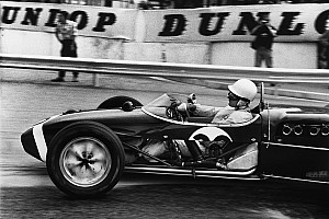 El histórico paseo de Stirling Moss en Mónaco 1961
