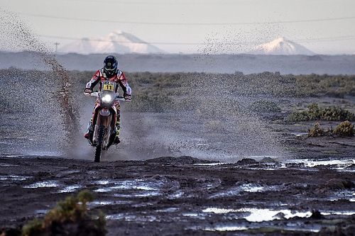 "Barreda hits out at ""watered-down"" Dakar challenge"