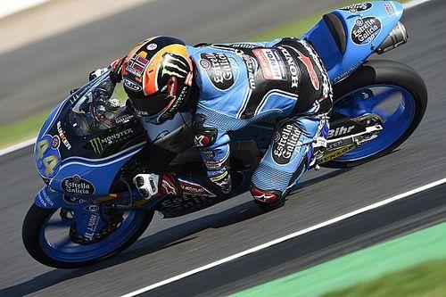 Canet bepaalt het tempo in eerste training GP San Marino