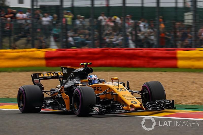 Renault: Palmer penalizzato di cinque posizioni in griglia di partenza