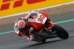 Nakagami celebra con un triunfo su ascenso a MotoGP
