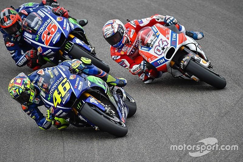 "Rossi: ""Sem o chassi novo, teria sido uma hecatombe"""