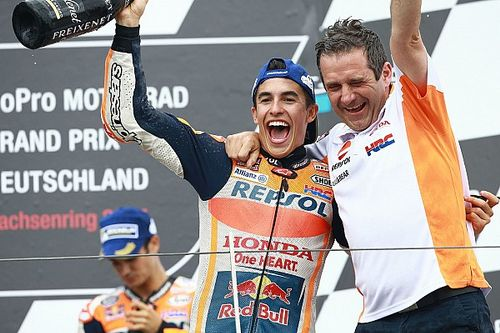 MotoGPドイツGP 日テレG+で予選&決勝を全クラス生中継