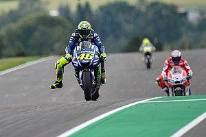"""Rossi: """"Tenemos problemas tanto en seco como en mojado"""""""