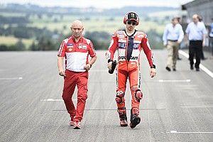 Pour Lorenzo, une remise en question permanente chez Ducati