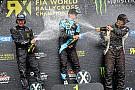 FIA Ralikrossz Eb Szabó Krisztián másodszor is Európa-bajnok ralikrosszban