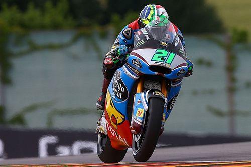 Moto2 Jerman: Morbidelli kalahkan Oliveira, Luthi-Marquez terjatuh
