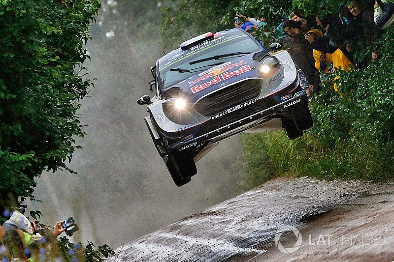 M-Sport: Fired up and ready to fly at Rally Finland