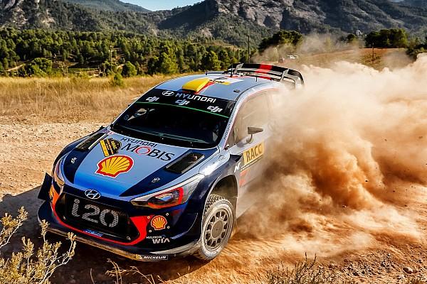 Hyundai: al Rally Gran Bretagna schiererà 4 i20 per aiutare Neuville