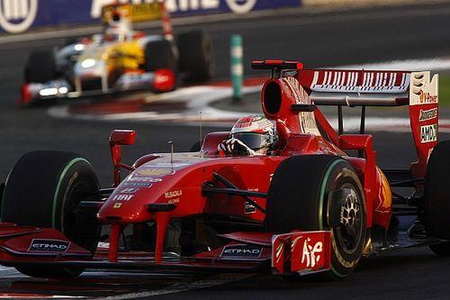 5 гонок в Ferrari прикончили карьеру Физикеллы. Но он не пожалел