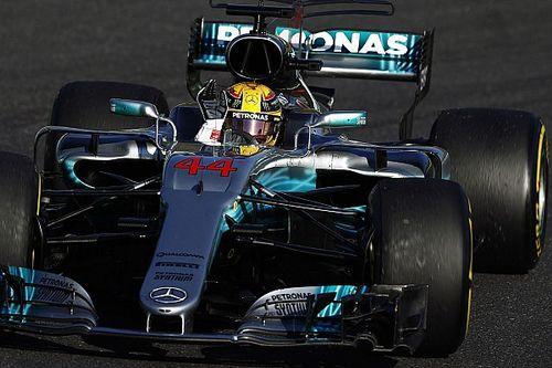 """Points gap to Vettel """"unbelievable"""" - Hamilton"""