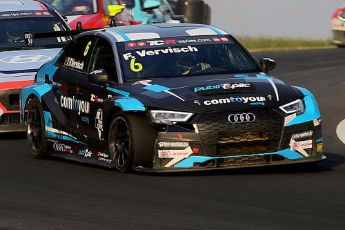 Dubai, Libere 1: Comtoyou Racing sugli scudi con Vervisch e Dupont