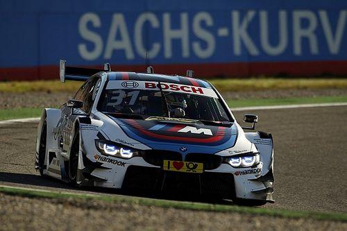 DTM-Finale 2017: Tom Blomqvist startet von der Pole-Position