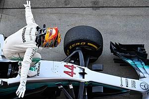 Формула 1 Статистика Статистика Гран Прі Японії: Хемілтон - імператор Сузуки