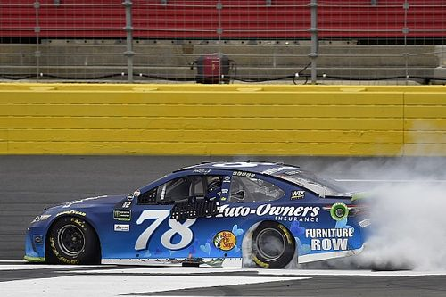 NASCAR Mailbag: Can burnouts be used to cover up illegal modifications?