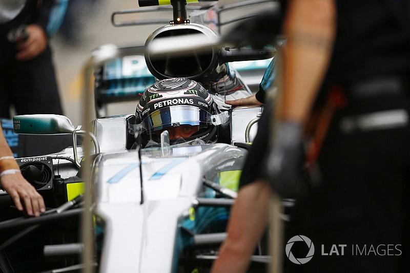 Bottas 5 sıra grid cezası aldı!