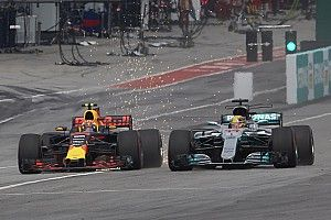 Hamilton: Formula 1 tidak boleh kalah seru dengan F2