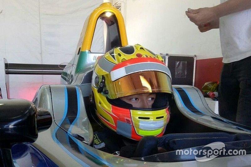 Target Rio Haryanto di tes Formula E Valencia