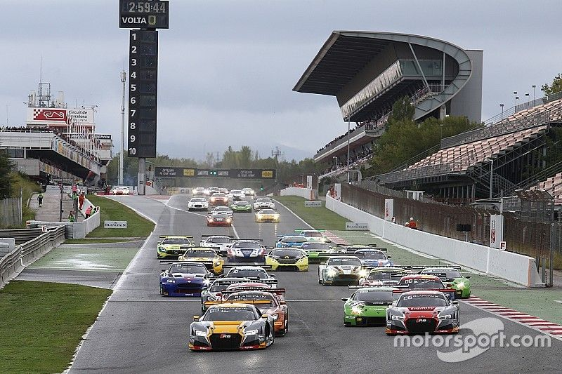 Blancpain to cap pro driver entries in 2018
