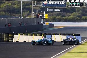 Formula E Ultime notizie Il muro della chicane di Valencia fa infuriare i piloti di Formula E