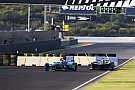 Формула E На тестах Формулы Е установили шикану. Гонщики в недоумении