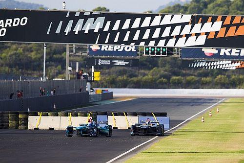 Turvey snelste op eerste testdag, coureurs boos over chicane