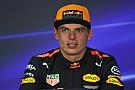 Officiel - Max Verstappen chez Red Bull jusqu'en 2020
