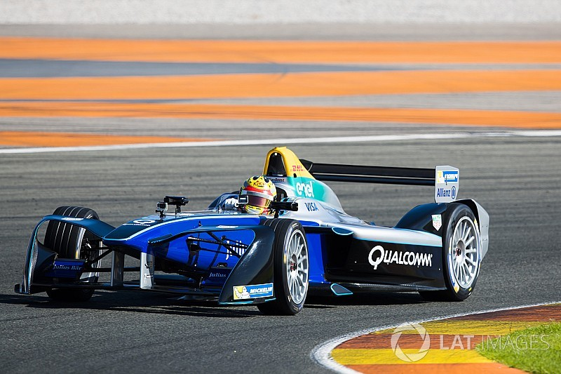 "Haryanto says Formula E his ""only option"" for now"